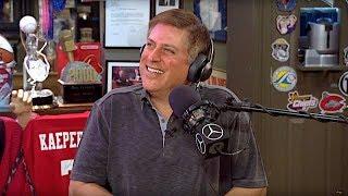 "Steve Levy Talks Bulging ""Disc,"" 25 Years at ESPN and More w/Dan Patrick | Full Interview | 7/31/18"