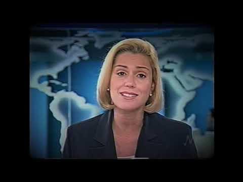 Jornal da Manchete - 1998 - Marcia Peltier