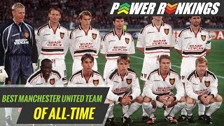 The best team in manchester united ...