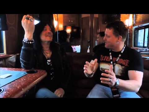 Tom Keifer   In The Now Magazine Interview with Brett Tully