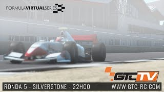 Formula Virtual Series 2018 - Ronda 5 - Silverstone by GTC