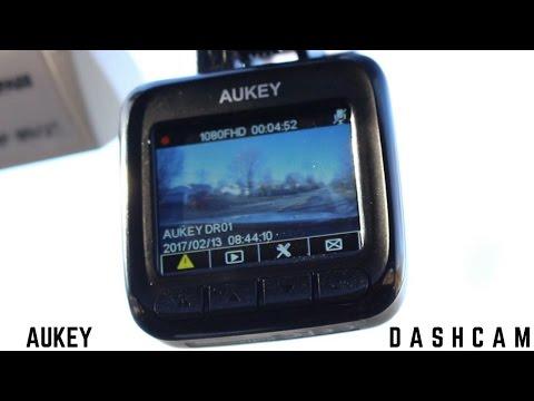 Aukey Dash-cam Review
