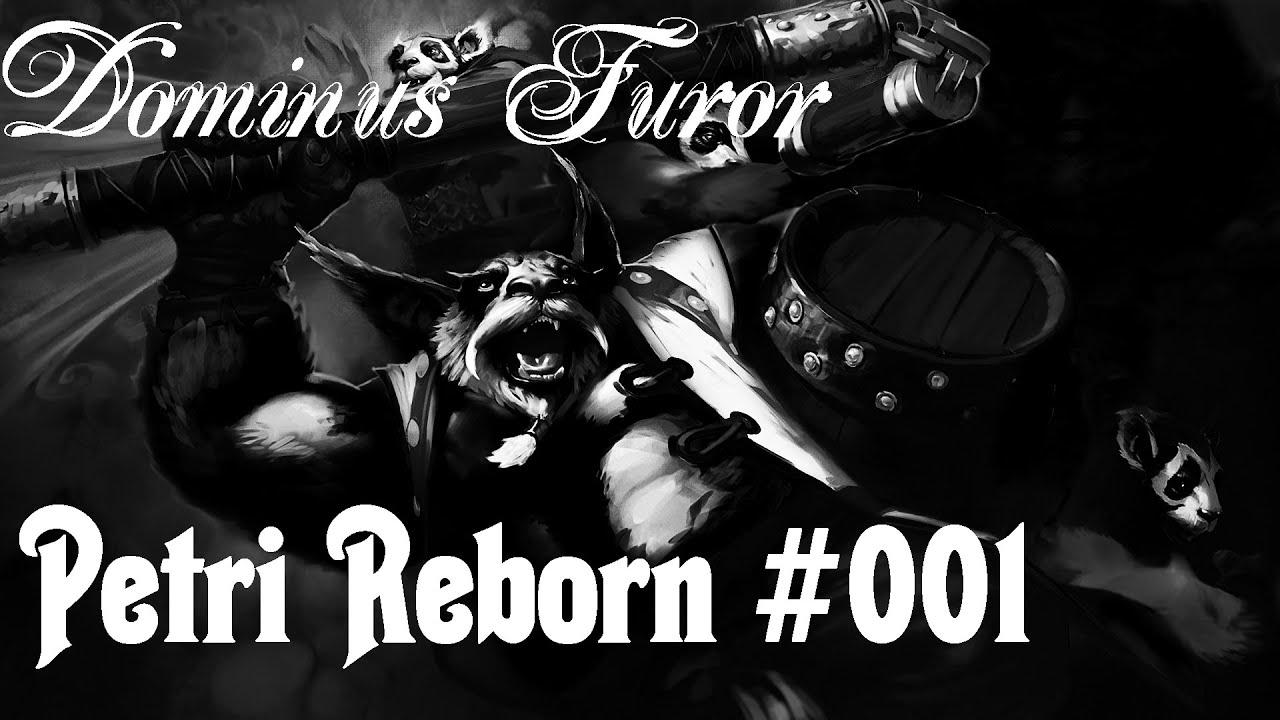 Petri Reborn | Игра с подписчиками! (13) | #001