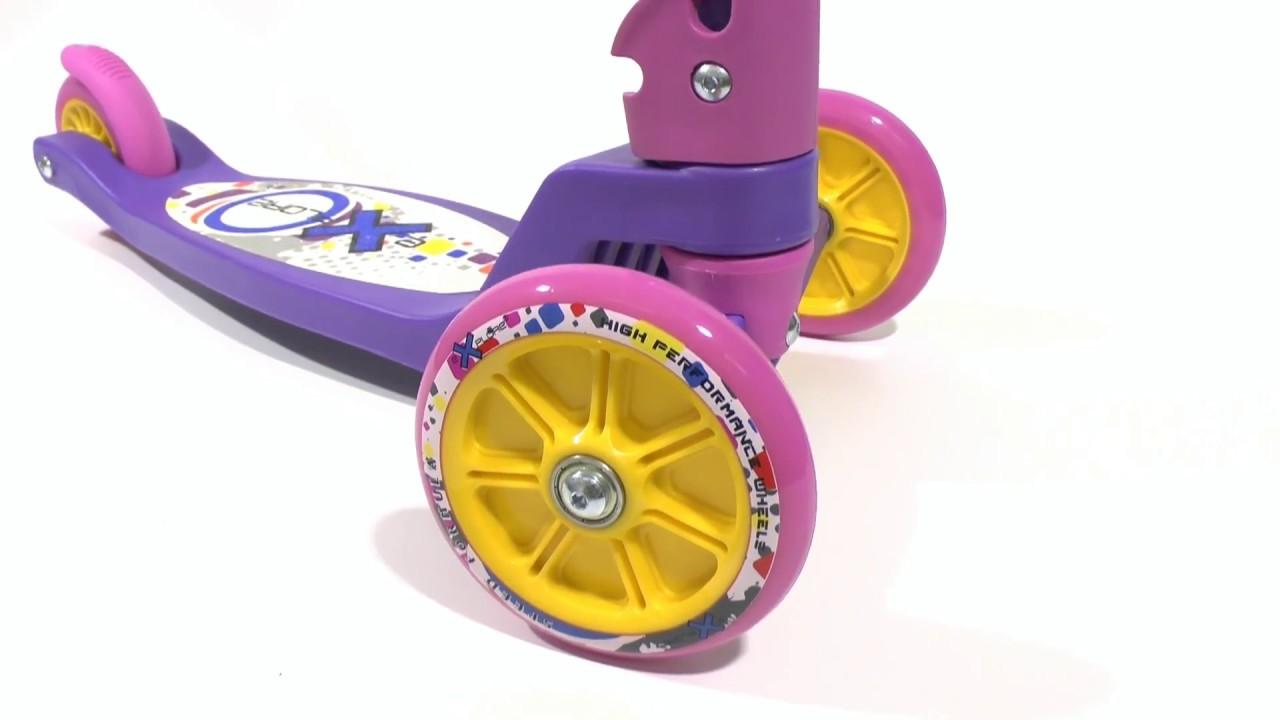 Самокат 3-х колесный sct 300 bpi. 799 р. 2 999 р. -73%. Самокат cars 3-х колёсный. 399 р. 1 499 р. -71%. Самокат 3-х колёсный spider-man. 499 р. 1 699 р. Детские самокаты. Детские самокаты – одна из любимых игрушек. Они более безопасны, чем велосипеды, и не требуют вращения педалей,