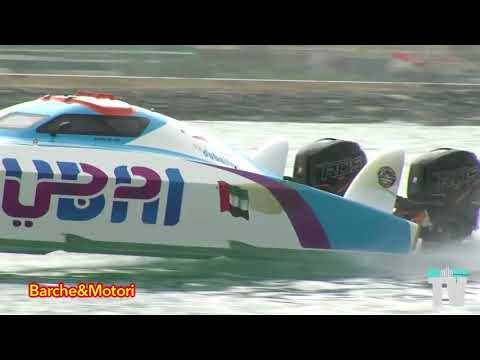 XCat WORLD SERIES GP di DUBAI 2017