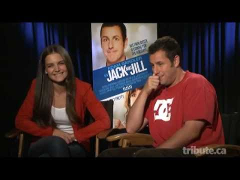 Video jack and jill behind the scenes footage part 1 for Jack and jill full movie free
