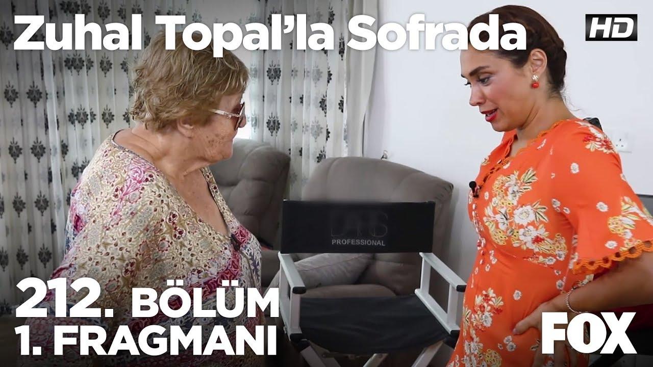 Zuhal Topal'la Sofrada 212. Bölüm 1. Fragmanı