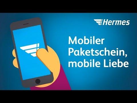Hermes Paket Versand Empfang Apps Bei Google Play