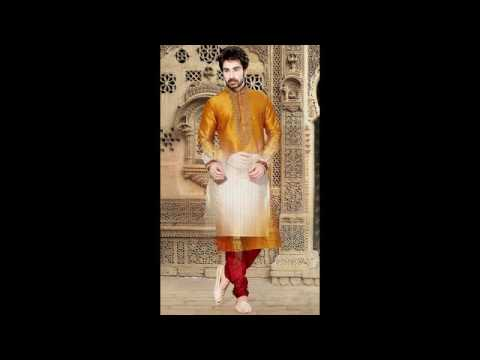 Stylist Mens Ethnic Indian Kurta Pajama