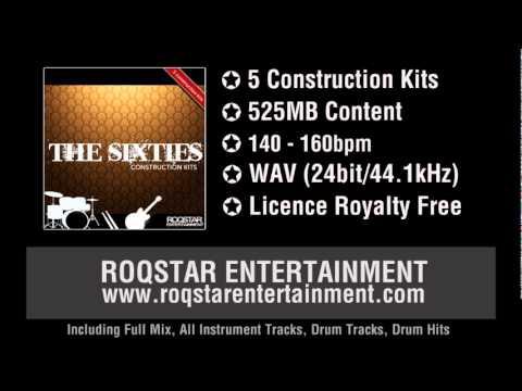 ROQSTAR - The Sixties Pop