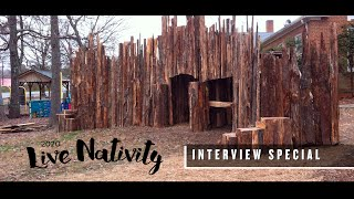 2020 Live Nativity INTERVIEW SPECIAL
