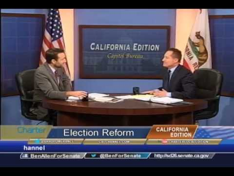 California Edition Interview with CA Sen. Ben Allen
