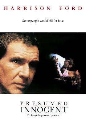 High Quality Presumed Innocent With Presumed Innocent Trailer