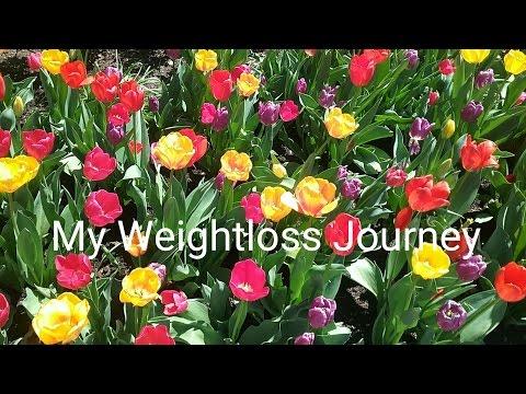Walking thru the gardens at the Biltmore Estate