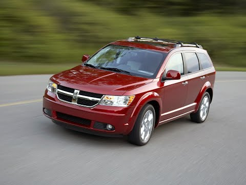 Dodge Journey 2.0 CRD Знакомство с машиной и диагностика.#42