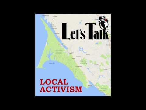 Let's Talk Local Activism