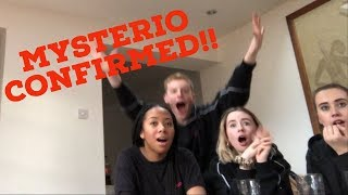 spider man far from home group reaction
