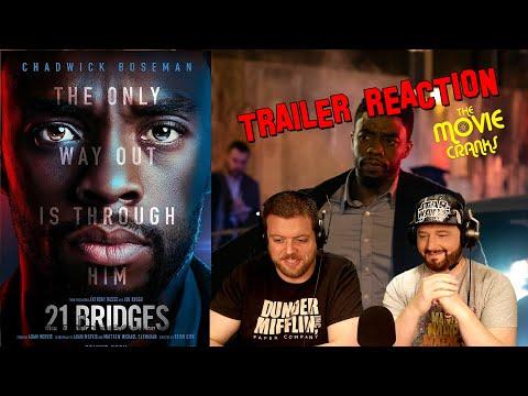 21 Bridges 2019 Movie Trailer Youtube