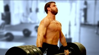 Dmitry Klokov- CrossFit Tabata (Part 1)