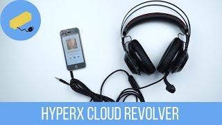 سماعة HyperX Cloud Revolver
