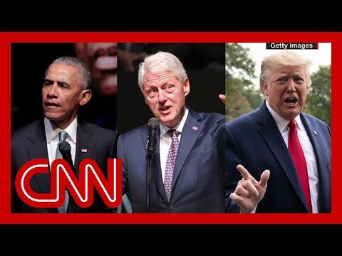 Three presidents speak out in one hour. Hear what they said.