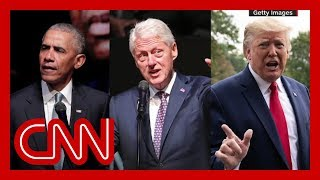 Three presidents speak out in one hour Hear what they said