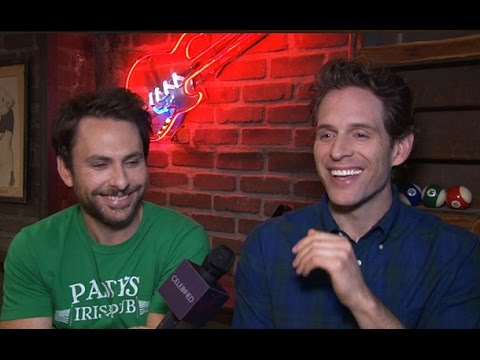 Backstage at Paddy's Pub: Charlie Day, Danny DeVito & More Talk Always Sunny in Philadelphia S11
