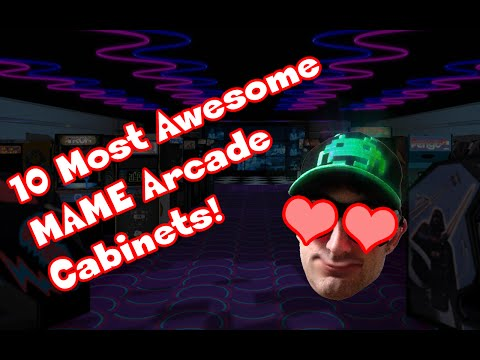 10 Most Awesome Mame Arcades