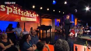 Spätschicht - Die SWR Comedy Bühne im Oktober