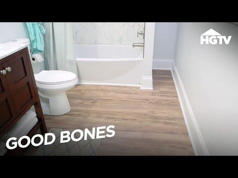 Choosing the Right Tile - Good Bones - HGTV