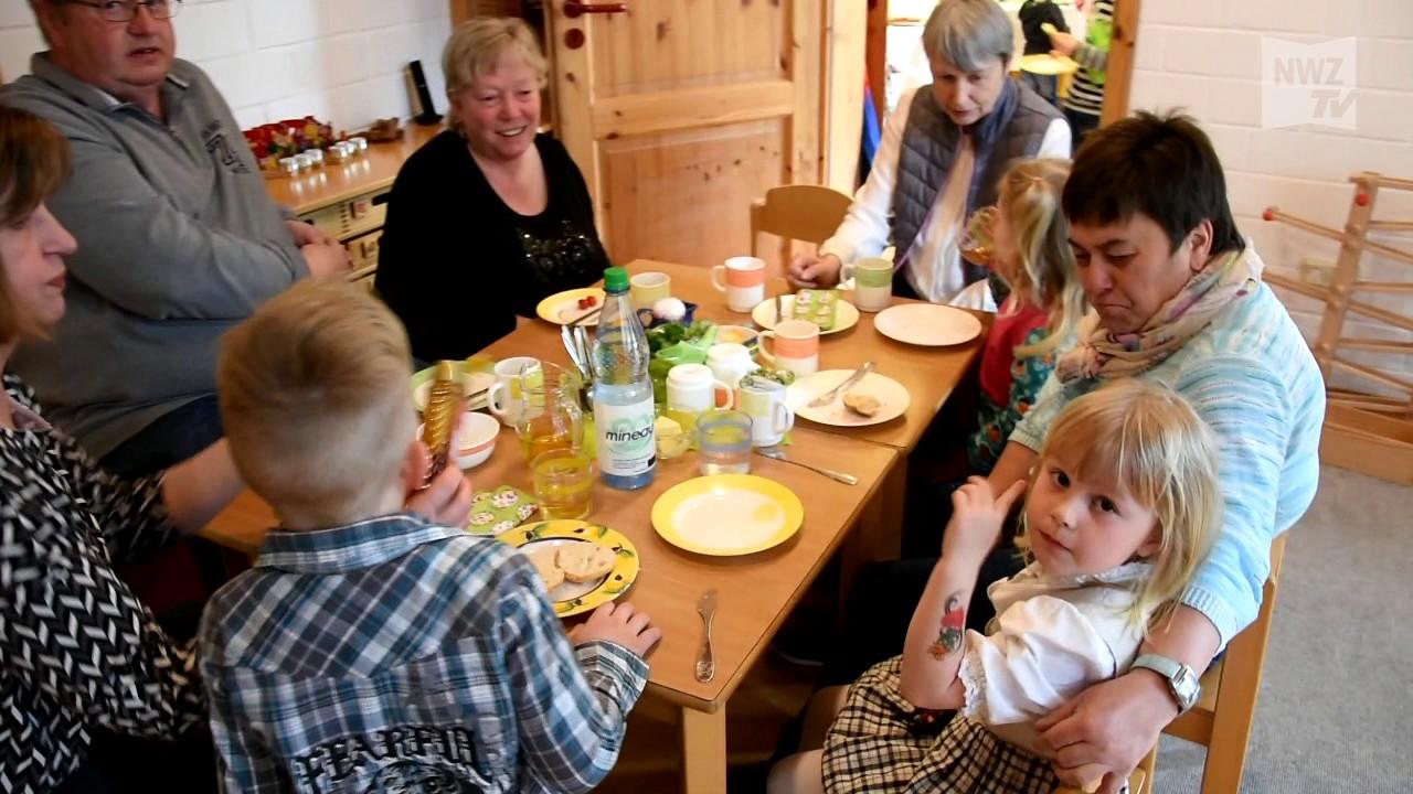 Oma Und Opa Tag Im Colnrader Kindergarten Lummerland