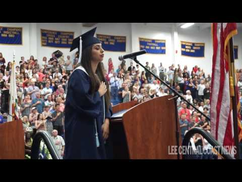 Orcutt Academy sends 138 graduates into the world