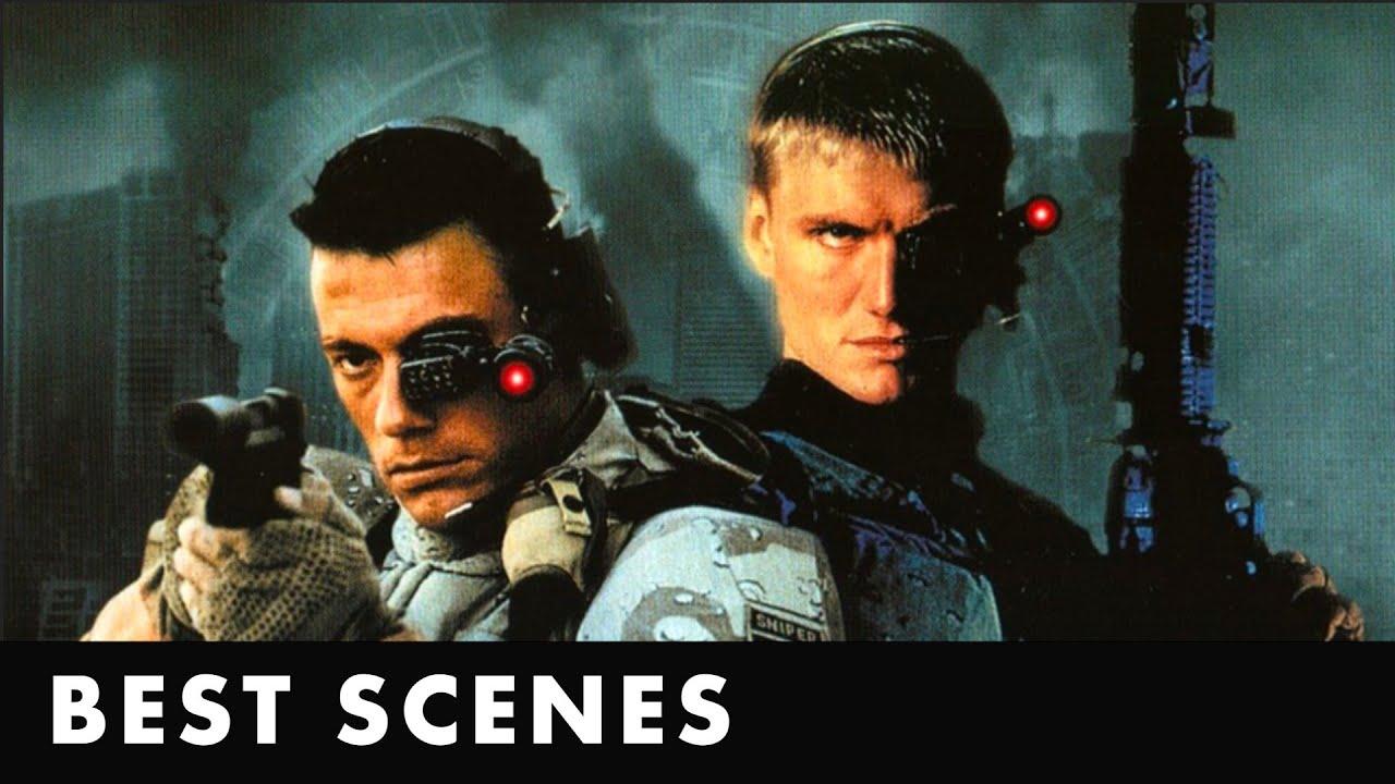 Download Best Scenes from UNIVERSAL SOLDIER - Starring Jean-Claude Van Damme and Dolph Lundgren [HD]
