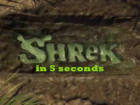 shrek in 5 seconds
