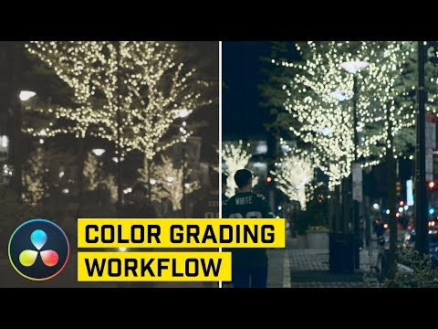 5 Steps to Color Grading in DaVinci Resolve