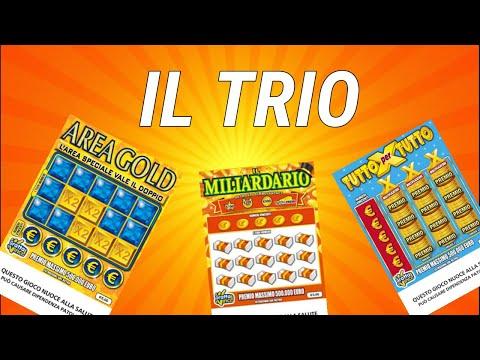 Gratta e vinci: Maxi Miliardario - PARTE 3 from YouTube · Duration:  10 minutes 32 seconds