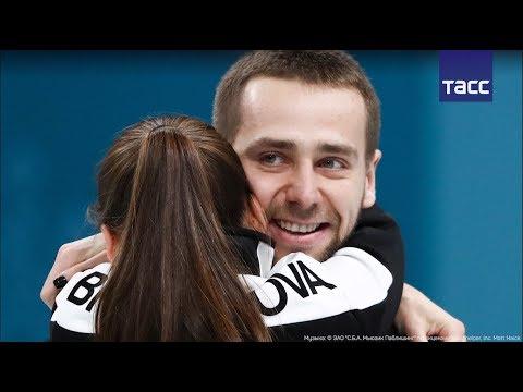 Семейная пара из России завоевала бронзу