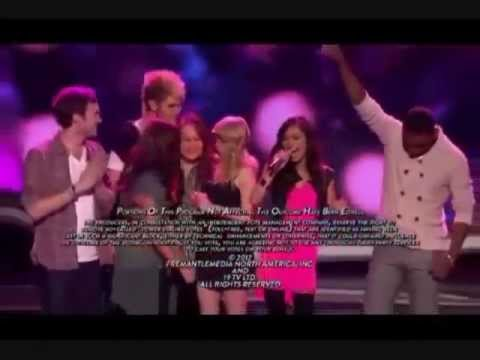 Jessica Sanchez: Nobody's Supposed to be Here FULL SONG