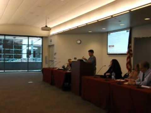 Academic Senate Town Hall Meeting On Trimester - September 11, 2012