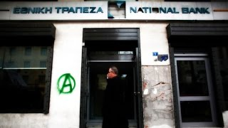 Greek Banks Are on Frozen Life Support: Tyce