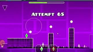 Geometry Dash Lite Android Gameplay ПРОХОЖДЕНИЕ אמיליה משחקת