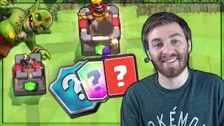 NEW UPDATE TALK & WISHLIST! + LEGENDARY CHEST!!  | Clash Royale | BEST UPDATE IDEAS?!