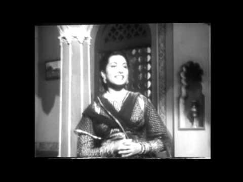 Betaab Hai Dil - Dard - Suraiya - Uma Devi - Munawwar Sultana - Shyam - Old Hindi Songs