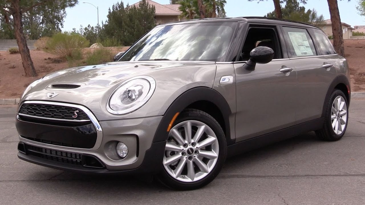 2016 mini cooper s clubman f54 start up test drive in depth review youtube. Black Bedroom Furniture Sets. Home Design Ideas