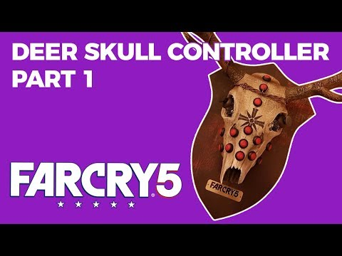 Deer Skull Controller for Far Cry 5! | Part 1