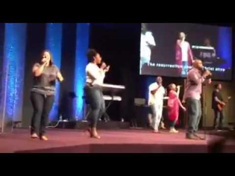 Playing at Abundant Life Christian Center Syracuse NY
