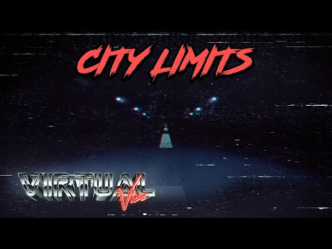 Virtual Vice - City Limits  [Synthwave/ Retrowave/ Outrun/ Retro Electro/ 80's/ Futuresynth]