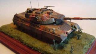 REVELL 1 72 Leopard 1 A5 A Building Review Kit 03115 Level 4