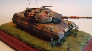 Скачать REVELL 1 72 Leopard 1 A5 A Building Review Kit 03115 Level 4