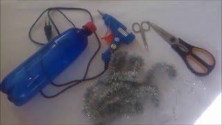 Игрушки из подручных материалов своими руками / Игрушки своими руками, выкройки, видео, МК